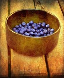 liten blueberry