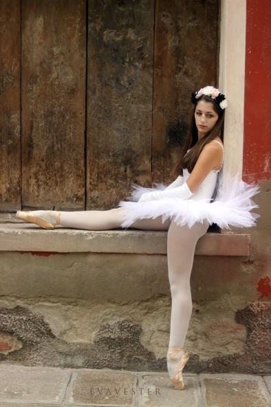 Ballerina sign...