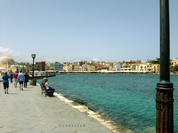 CHANIA SIGN